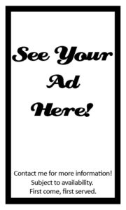 See Your Ad Here