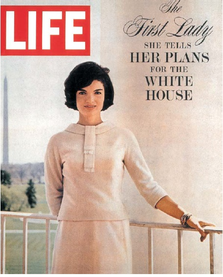 In Photos Jackie Kennedy Onassiss Iconic Style  Pinterest
